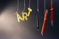 Art Concept Royalty Free Stock Image