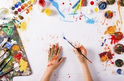 Art concept Stock Photography