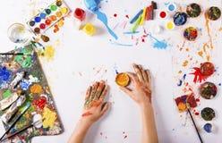 Art concept Stock Image