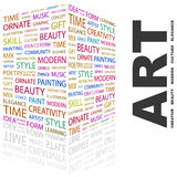 ART Stock Image