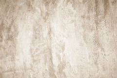 Art concrete texture for background in sepia. Stock Images