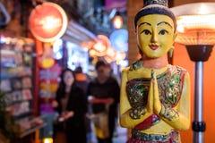 Art and craft of China Royalty Free Stock Photo