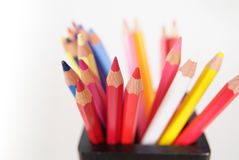 Art and Craft Equipment. Art Class royalty free stock images