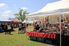 Art and Craft Market Royalty Free Stock Photos