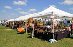 Art and Craft Market Royalty Free Stock Photo