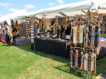Art and Craft Market Stock Photo