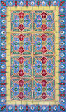 The art of creating mosaics. Of ceramic is traditional in many countries of the world. Design with ceramic imagination paves the countless paths royalty free stock photography