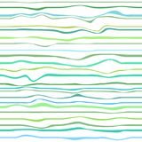 Art creative. Illustration. Seamless colored pattern. Striped background. Abstract geometric wallpaper of the surface. Pretty colors. Print for polygraphy stock illustration
