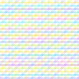Art creative. Illustration. Seamless pattern. Multicolored unique background. Abstract geometric wallpaper of the surface. Bright colors. Print for polygraphy, t Stock Photography