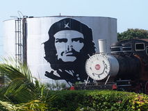 Art Of Cuba Arkivbild