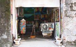 Art Of Cuba Stock Photo