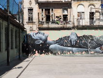 Art In Cuba royalty free stock images