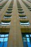 Art déco que construye, NYC Foto de archivo