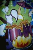 Art d'Abstact de couleurs images libres de droits