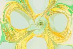 Art d'abstraction Images libres de droits