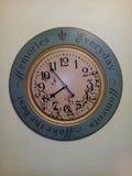 Art d'horloge murale Images stock