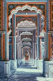Art d'Inde Photos libres de droits
