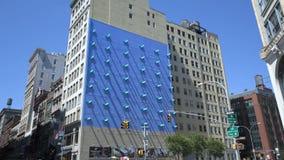 Art d'ombre de Broadway clips vidéos