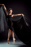 Art dance Royalty Free Stock Photography