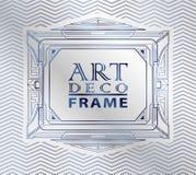 Art déco geométrico Imágenes de archivo libres de regalías