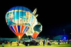 Art de ballon Photographie stock libre de droits
