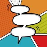 Art de bruit Image libre de droits