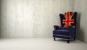 Art de bruit de chaise photo stock