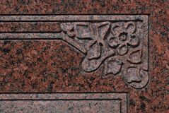 Art 4392 de cimetière photographie stock