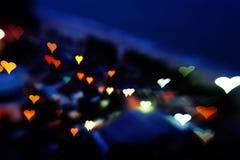 Art de coeur Images libres de droits