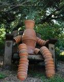 Art de jardin image stock