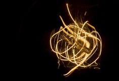 Art de l'éclairage Images stock