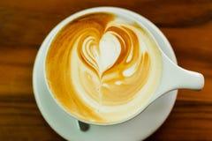 Art de Latte Images libres de droits