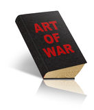 Art de livre de guerre Photos stock