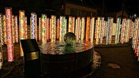 Art de nuit Photo stock