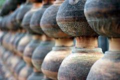 Art de pot de l'eau image libre de droits