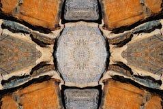 Art de roche Image libre de droits