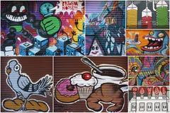 Art de rue Photos libres de droits