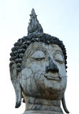 Art de statue de Bouddha Photos libres de droits