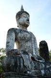 Art de statue de Bouddha Photographie stock