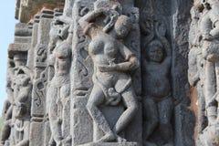Art de temple d'arthuna image libre de droits