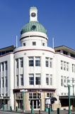 Art Deco που ενσωματώνει την πόλη Napier Στοκ φωτογραφία με δικαίωμα ελεύθερης χρήσης