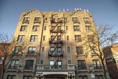 Art Deco που ενσωματώνει το Μπρούκλιν Στοκ φωτογραφία με δικαίωμα ελεύθερης χρήσης