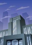 Art Deco που χτίζει 2 Στοκ εικόνες με δικαίωμα ελεύθερης χρήσης