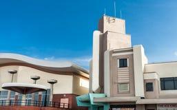 Art Deco Amusement Arcade Royalty Free Stock Images