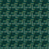 Art Deco Angles Pattern Stock Photography