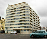 Art deco aparment Hove Royalty Free Stock Photography
