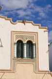 Art Deco architecture Royalty Free Stock Images