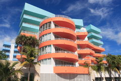 Art Deco Architecture Stock Images