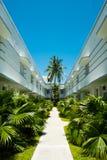 Art Deco Architecture Fotografía de archivo