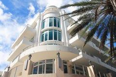 Art Deco Architecture Stock Photo